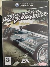 Covers Need for Speed: Most Wanted gamecube