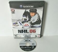 Covers NHL 06 gamecube