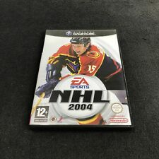 Covers NHL 2004 gamecube