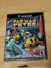 Covers Pac-Man Fever gamecube