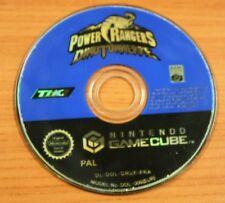 Covers Power Rangers: Dino Thunder gamecube