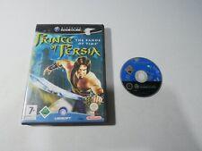 Covers Prince Of Persia : Les Sables Du Temps gamecube