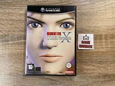Covers Resident Evil Code Veronica X gamecube