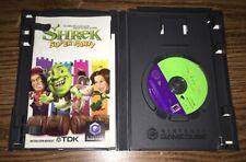 Covers Shrek: Super Party gamecube