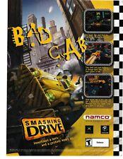 Covers Smashing Drive gamecube