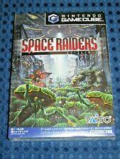 Covers Space Raiders gamecube
