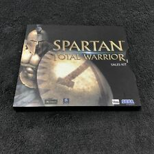 Covers Spartan: Total Warrior gamecube
