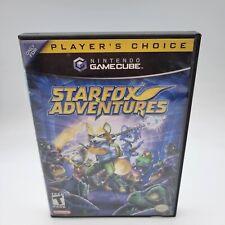 Covers Star Fox Adventures gamecube