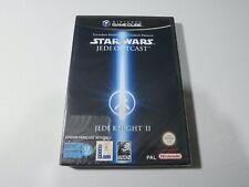 Covers Star Wars Jedi Knight II: Jedi Outcast gamecube
