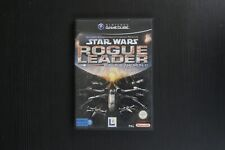 Covers Star Wars Rogue Squadron II: Rogue Leader gamecube