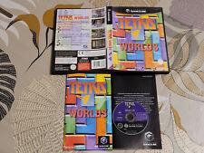 Covers Tetris Worlds gamecube