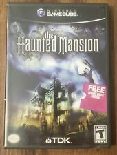 Covers The Haunted Mansion gamecube