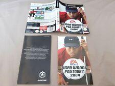 Covers Tiger Woods PGA Tour 2004 gamecube