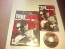 Covers True Crime: New York City gamecube