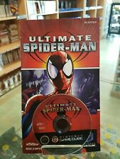 Covers Ultimate Spider-Man gamecube
