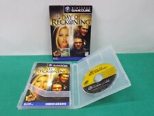 Covers WWE Day of Reckoning gamecube
