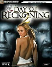Covers WWE Day of Reckoning 2 gamecube