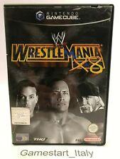 Covers WWE WrestleMania X8 gamecube