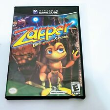 Covers Zapper: One Wicked Cricket gamecube