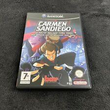 Covers Carmen Sandiego: Le Secret des tam-tams volés gamecube