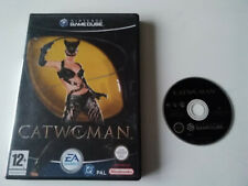 Covers Catwoman gamecube