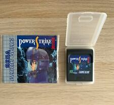 Covers Power Strike II gamegear_pal