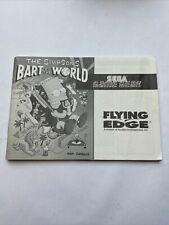 Covers Simpsons : Bart Vs. the World gamegear_pal