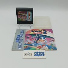 Covers Sonic The Hedgehog 2 gamegear_pal