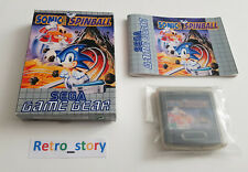 Covers Sonic The Hedgehog Spinball gamegear_pal