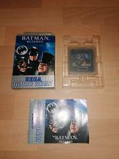 Covers Batman Returns gamegear_pal