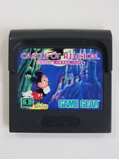 Covers Castle of Illusion starring Mickey Mouse gamegear_pal