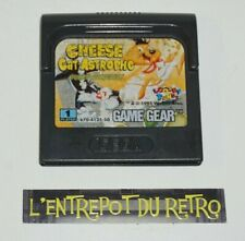 Covers Cheese Cat-astrophe starring Speedy Gonzales gamegear_pal