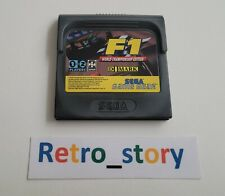 Covers F1 - World Championship Edition gamegear_pal