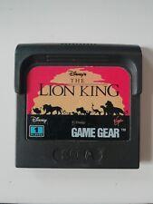 Covers Le Roi Lion gamegear_pal
