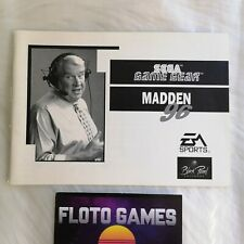 Covers Madden 96 gamegear_pal