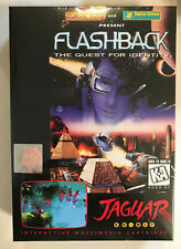 Covers Flashback: The Quest for Identity jaguar