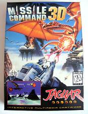 Covers Missile Command 3D jaguar