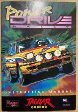 Covers Power Drive Rally jaguar