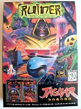Covers Ruiner Pinball jaguar