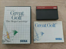 Covers Great Golf mastersystem_pal
