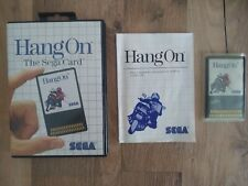 Covers Hang On mastersystem_pal