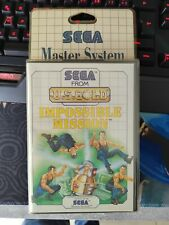Covers Impossible Mission mastersystem_pal