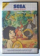 Covers Le Livre de la Jungle mastersystem_pal