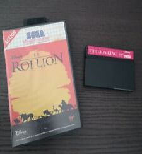 Covers Le Roi Lion mastersystem_pal