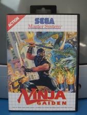 Covers Ninja Gaiden mastersystem_pal