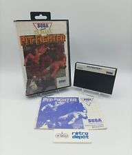 Covers Pit-Fighter mastersystem_pal