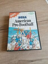 Covers American Pro Football mastersystem_pal