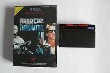 Covers Robocop Versus the Terminator mastersystem_pal