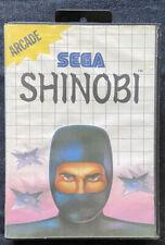 Covers Shinobi mastersystem_pal