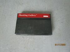 Covers Shooting Gallery mastersystem_pal